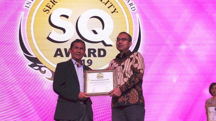 Beri Layanan Terbaik,Bengkel AHASSKembali Raih SQ Award