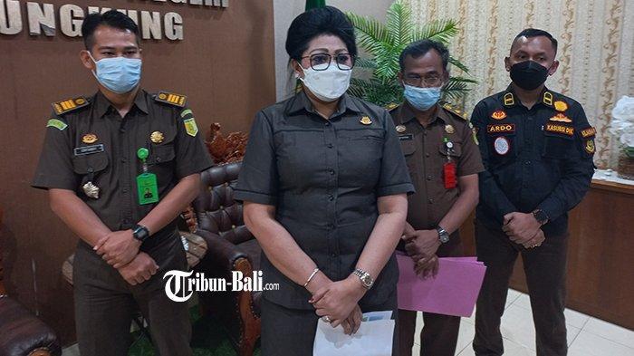 Kasus Dugaan Korupsi di LPD Desa Adat Ped, Kejari Klungkung Tetapkan 2 Tersangka