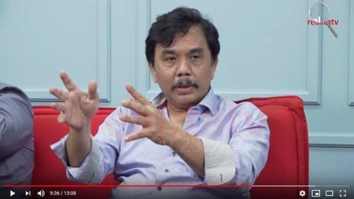 Petinggi KAMI Syahganda Nainggolan Ditangkap Polisi, Begini Sosoknya dan Respon Iwan Sumule