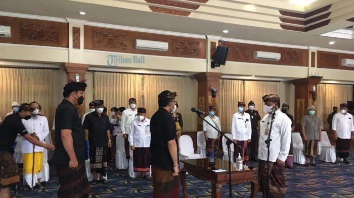 BREAKING NEWS - Alit Wiradana Terpilih Jadi Sekda Kota Denpasar, Ini Kebijakan yang Akan Dilakukan