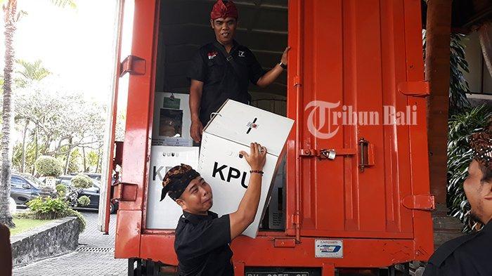 Partisipasi Pemilih Pemilu 2019 di Denpasar Capai 77.3 Persen