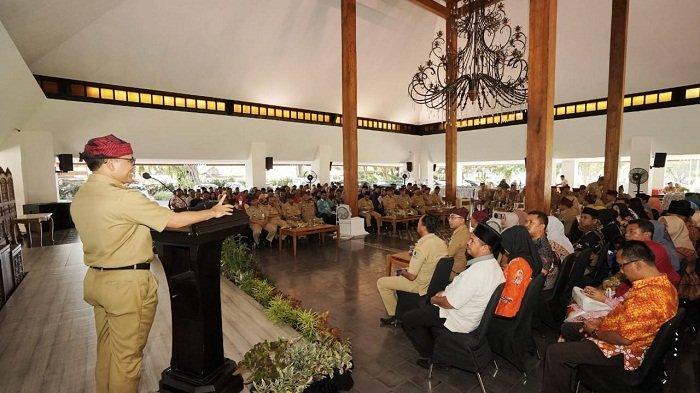 Empat Syarat Program Prioritas BupatiAnas untuk Kemajuan Desa