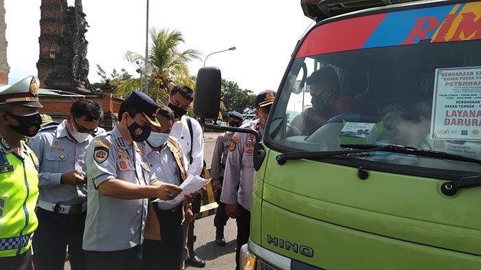 Terkait Pembatasan Penyeberangan Ketapang-Gilimanuk, Ditjen Hubdat Kemenhub Lakukan Pemantauan PPDN