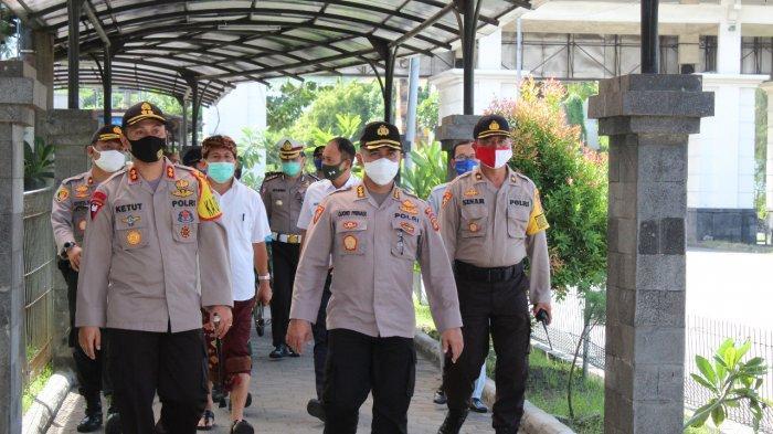 Polda Bali Cek Arus Balik Lebaran 2020 di Gilimanuk dan Ketapang