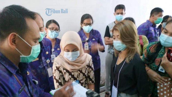 RSUD Klungkung Akan Terima Bantuan Alat PCR Dari BNPB