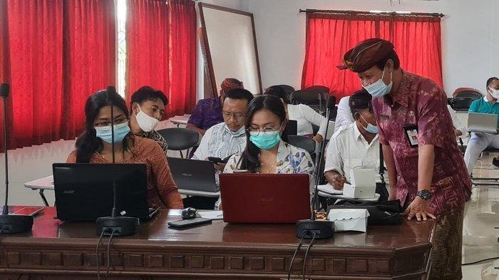 """Pemkab Klungkung Terapkan """"SIADA"""", Surat Menyurat dengan Sistem Elektronik di Desa dan Kelurahan"""