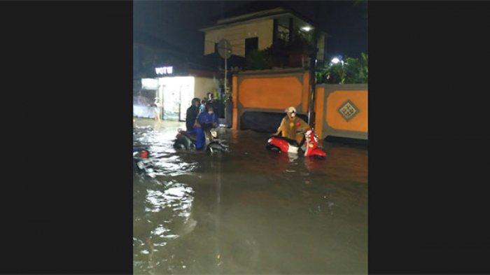 Waspada Semeton, 4 Wilayah di Bali Ini Berpotensi Terjadi Banjir pada 23 Februari 2021