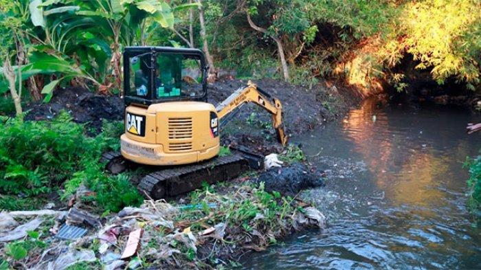 Cari Tahu Penyebab Banjir di Desa Kusamba, Dinas PU Klungkung Akan Libatkan BWS Lakukan Penelusuran