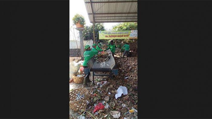 Sampah Organik di Denpasar Diolah Jadi Pupuk Kompos, Hasilkan 15 Ton Kompos per Bulan
