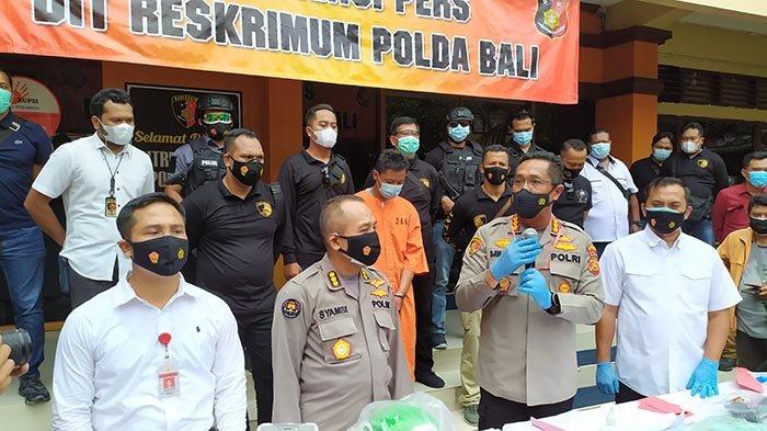 UPDATE Pengungkapan Pembunuhan Wanita di Denpasar Hampir Sebulan, Polisi: Akibat Proses Penyelidikan