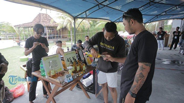 MelaluiAero Fest-Native Balinese Spirit Ke-6, BelasanUMKM Pamerkan Produk Menariknya