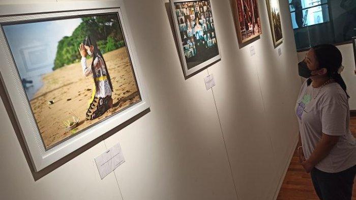 Mahasiswa ISI Denpasar Angkat Adaptasi Kehidupan Saat Pandemi ke Dalam Seni Fotografi