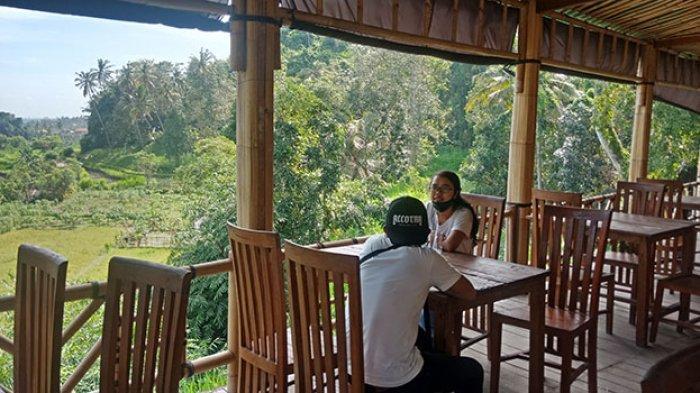 Objek Wisata Twinhill Stone Garden di Bangli Sudah Mulai Dibuka Kembali