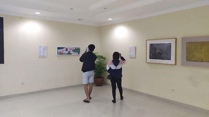 20 Perupa Muda Alih Kreasikan Puisi, Pameran Kata Rupa Seminar Internasional Sastra Indonesia 2019