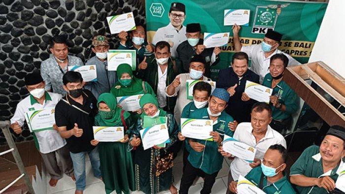 Kompak Dukung Muhaimin Iskandar di Pilpres 2024, PKB Bali Tugaskan Para Bacaleg Jadi Duta Gus AMI