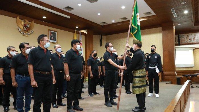 Pengurus Masa Bakti 2020-2024 Dilantik, Suiasa Nahkodai IPSI Bali