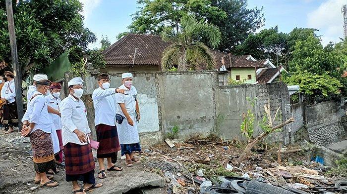 Pemkot Denpasar Jajaki Lahan Milik Pemprov Bali untuk Pembangunan TPS3R
