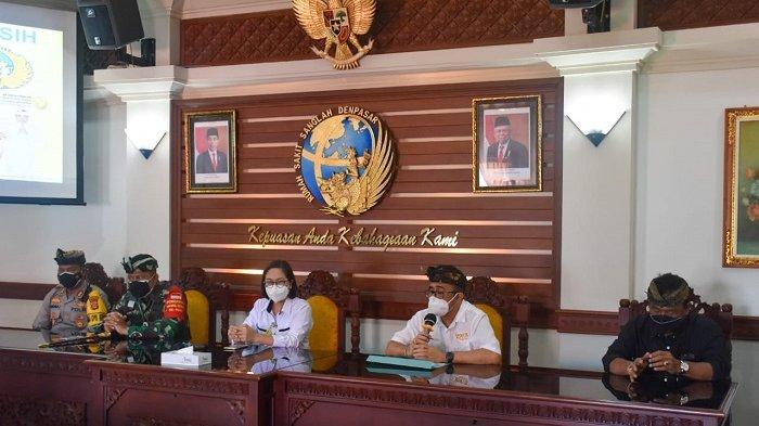 Tinjau Rumah Sakit Rujukan Covid-19, Jaya Negara: Kami Fokus Penurunan Kasus Aktif dan Positif Rate