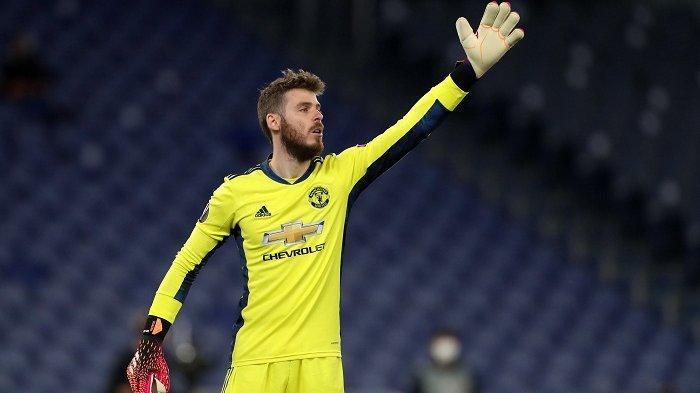 Kalah dari Villarreal, Ini Kata Ole Gunnar Solskjaer Soal Kegagalan David de Gea Eksekusi Penalti