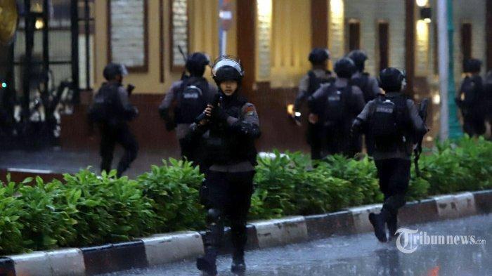 Terduga Teroris Belajar Ilmu Kebal, Berencana Serang Polisi hingga SPBU, Sudah 60 Orang Ditangkap
