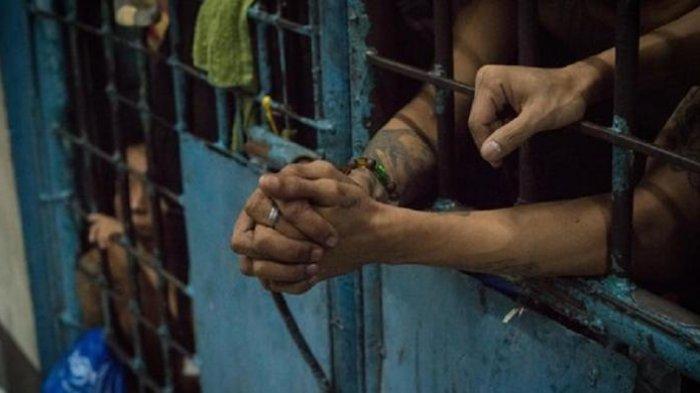 Sebulan Lebih Lubangi Tembok, Empat Napi Kabur dari Tahanan Polres