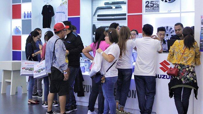 Penjualan Spare Part Meningkat, Bukti Konsumen Suzuki Semakin Peduli Perawatan & Tampilan Kendaraan
