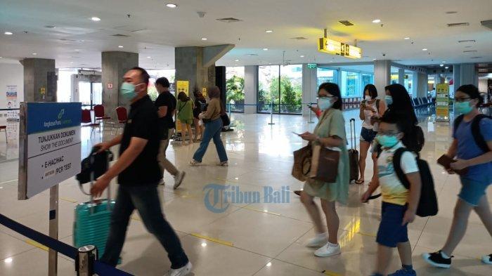 Masa Peniadaan Mudik AP I Catat 74.878 Penumpang, Bandara Ngurah Rai Bali Capai 12.901 Penumpang