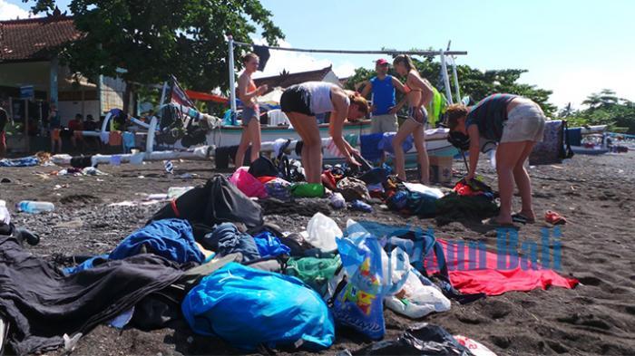 Banyak Barang Wisatawan Penumpang Fast Boat Marina Srikandi Belum Ditemukan