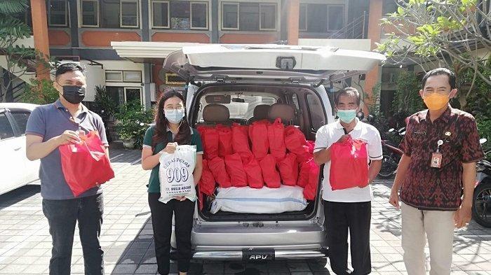 Denpasar Salurkan 5.018 Paket Sembako untuk Masyarakat yang Isolasi Mandiri
