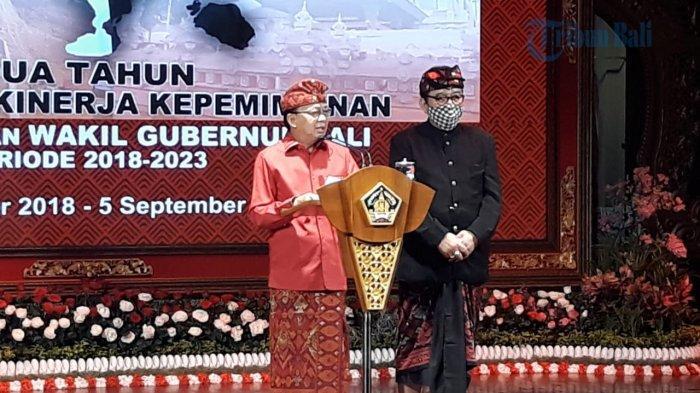 BREAKING NEWS: 2 Tahun Kepemimpinannya, Koster: Ini Prestasi Pertamakali Lampaui Jakarta