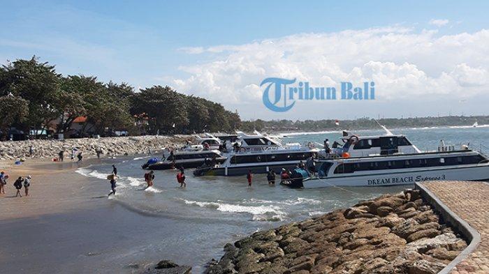 Miris Lihat Wisatawan Terpeleset & Basah, Warsita Berharap Dermaga Matahari Terbit Direalisasikan