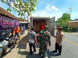 10 Mobil Travel Gelap Batal Mudik, Terjaring di Pos Penyekatan TAC Megati Tabanan