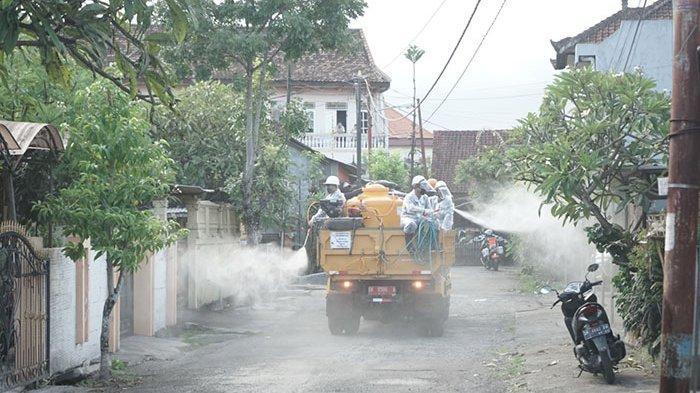 Golkar Minta Kadernya Aktif Bantu Tugas Desa AdatCegah dan Tanggulangi Pandemi Corona di Bali