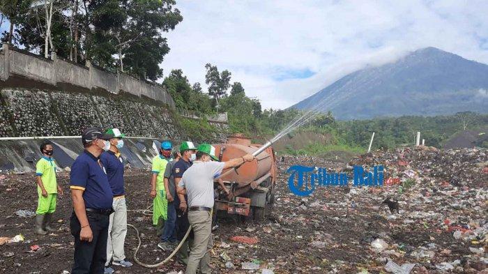 Pemkab Karangasem Pilih Wilayah Banjar Butus Kecamatan Bebandem Sebagai Tempat Pengolahan Sampah