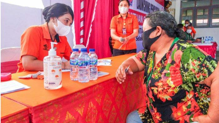 Dinsos Buleleng Salurkan Bantuan Sosial Tunai Rp 200 Ribu per Bulan untuk 3.634 KPM