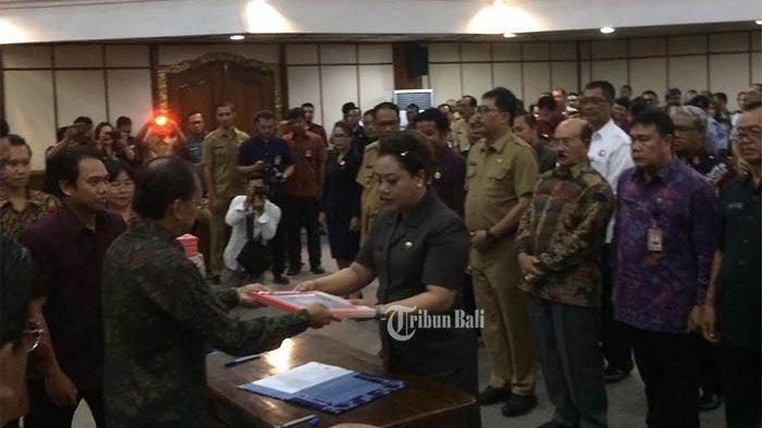 Dana Transfer Pusat ke Pemprov Bali Meningkat Rp 113 M, Buleleng Turun Rp 7,69 Miliar