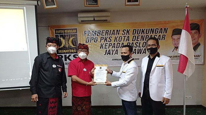 Putuskan Berkoalisi dengan PDIP Dukung Jaya-Wibawa di Pilkada Denpasar, Ini Alasan PKS