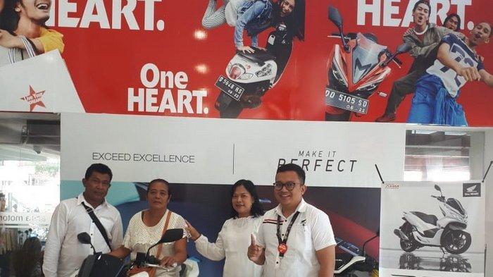 Ini Nama-nama 5 Pemenang Honda PCX di Bali, Adakah Nama Anda?