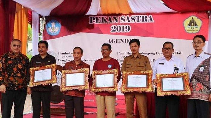 Lima Sekolah Wakili Bali dalam Penghargaan Wajah Bahasa Sekolah Tingkat Nasional