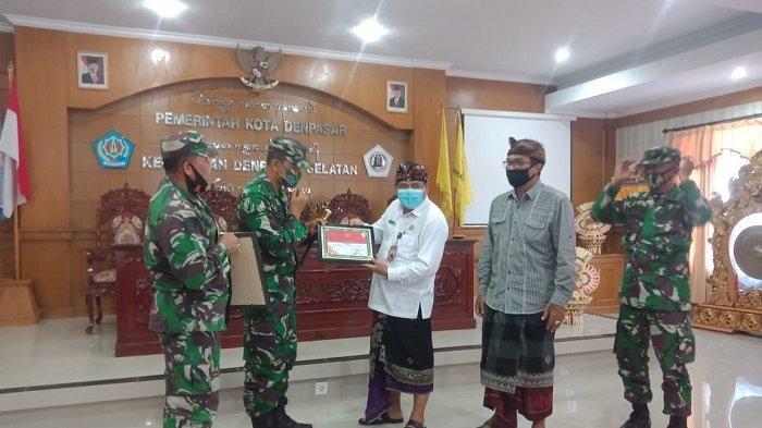Desa Sidakarya Denpasar Sabet Juara I Desa Produktif Bebas Covid-19 Se-Bali