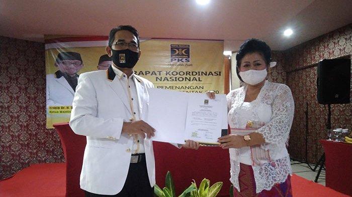 Dinilai Punya Elektabilitas Tinggi, PKS Beri Rekomendasi kepada Massker di Pilkada Karangasem