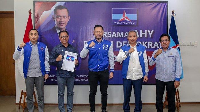Elektabiltas Tinggi Jadi Alasan Demokrat Usung Giriasa di Pilkada Badung