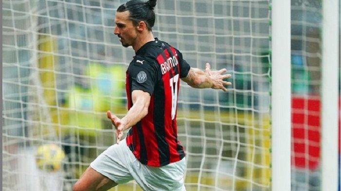 AC Milan Vs Udinese, Rossoneri Dipastikan Tampil Tanpa Ibrahimovic