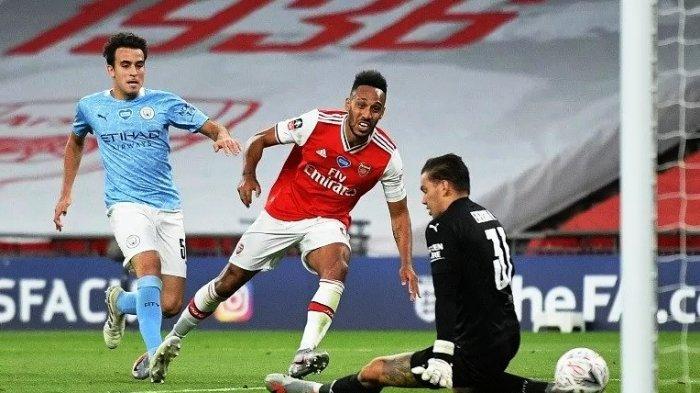 Aubameyang Menjadi Pemain Arsenal dengan Gaji Tertinggi