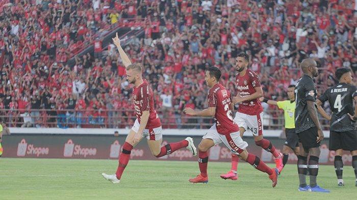 Melvin Platje Pede Bali United Akan Moncer di Piala AFC 2021