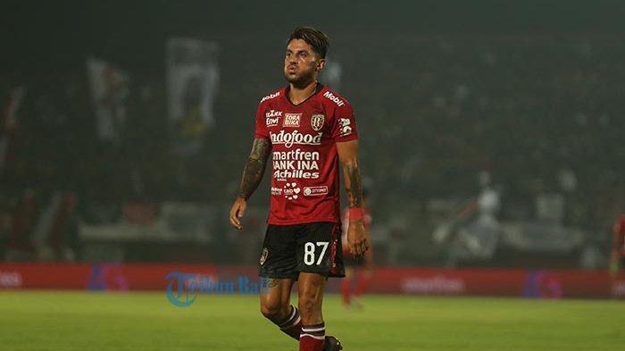 Tim Dokter Bali United Beri Rekomendasi Stefano Lilipaly Bisa Main Lawan PSIS Semarang