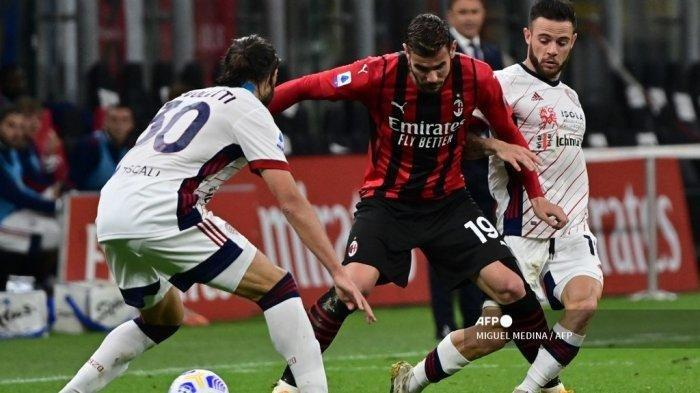 Update Liga Italia: 3 Kemenangan Beruntun AC Milan di Serie A Terhenti, Posisi Tim Pioli Belum Aman