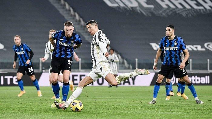 Jadwal Liga Italia, Juventus vs Crotone: Cristiano Ronaldo Wajib Menang Demi Perburuan Gelar Juara