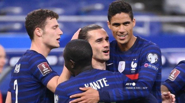 Uji Coba Euro 2020 : Cetak Gol, Antoine Griezman Bantu Prancis Benamkan Bulgaria