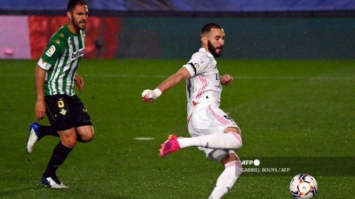 Real Madrid vs Sevilla 10 Mei 2021, Tuntaskan Benzema!